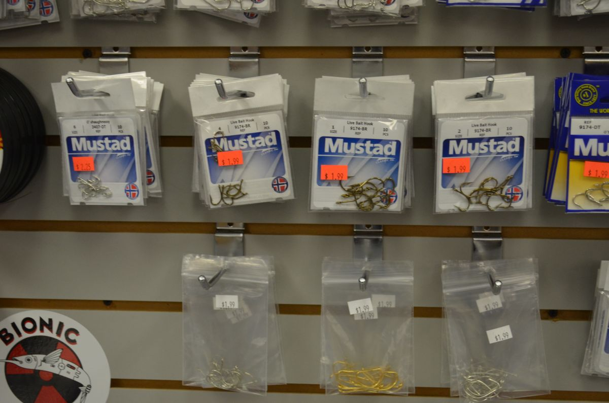 Stuart Live Bait Tackle and Fishing Supplies 142