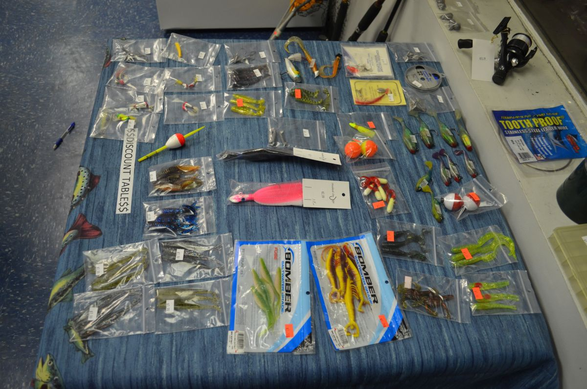 Stuart Live Bait Tackle and Fishing Supplies 196